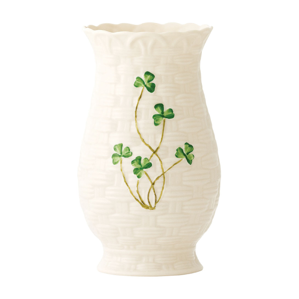 Belleek China Kylemore Vase