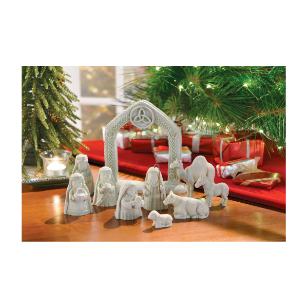 Celtic Nativity Sets