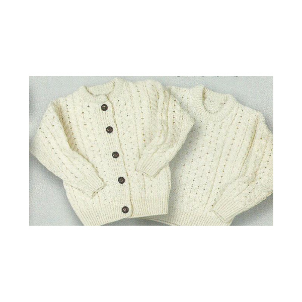 Children's Wool Sweaters