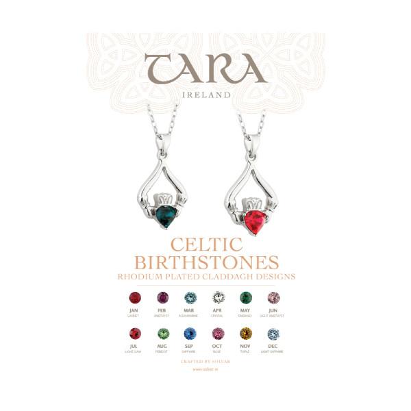 Claddagh-Birthstone-Jewelry