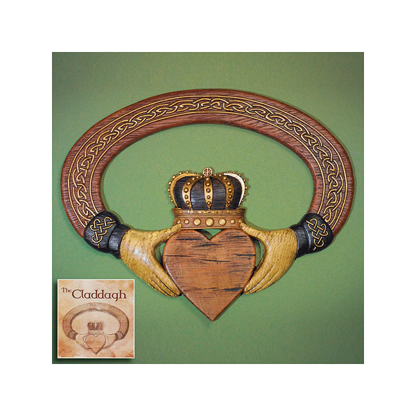 Claddagh Wall Hanging