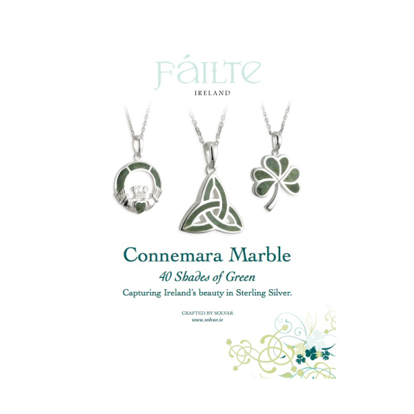 Connemara Marble Jewelry