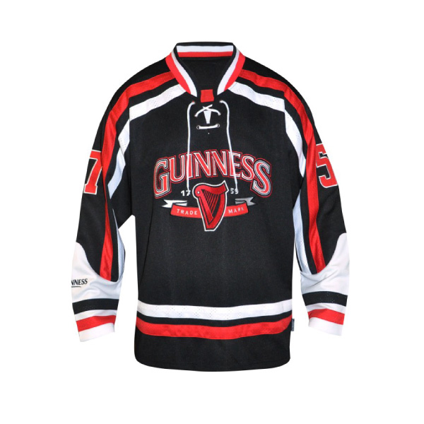 Guinness Hockey Jerseys