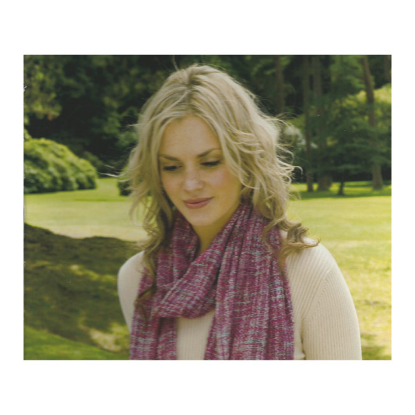 Hand Loomed Wool Scarfs