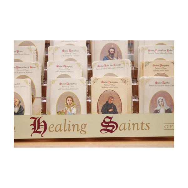 Healing Saint Medals