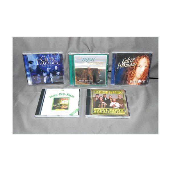 Irish CD's