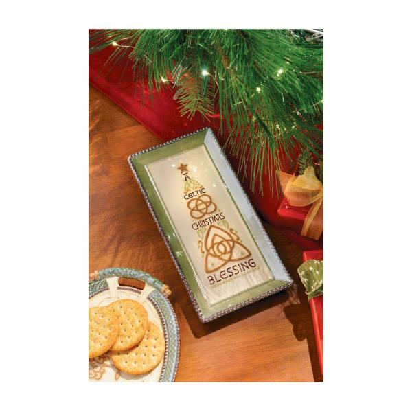 Irish  Christmas Platters