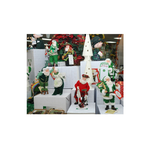 Irish-Santas