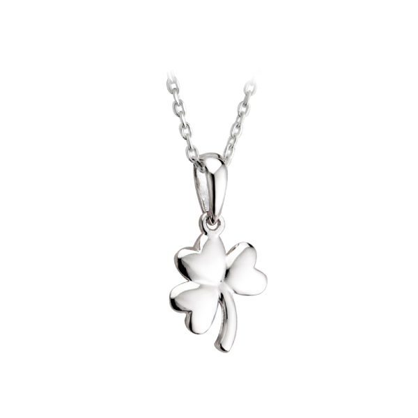 Sterling Silver Shamrock Jewelry