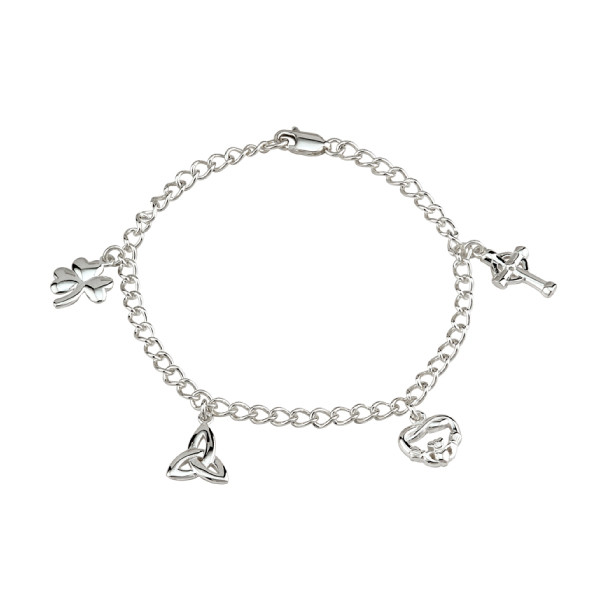 Sterling-Silver-Charm-Bracelets