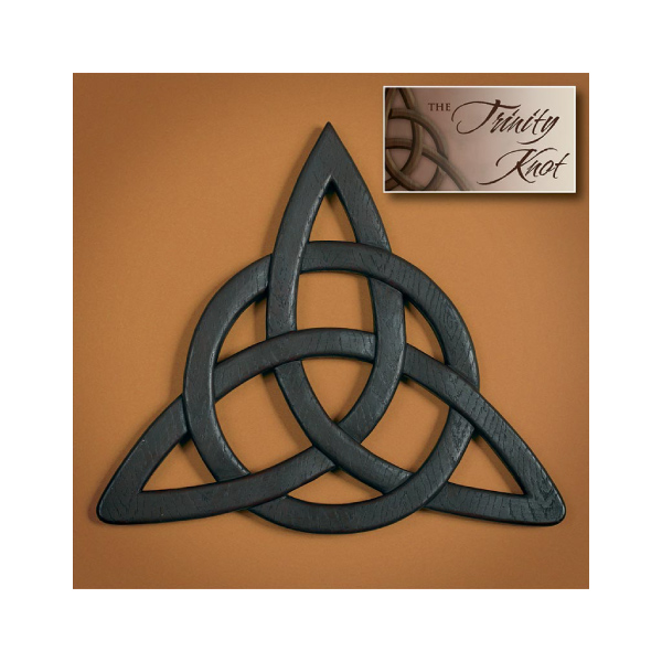 Trinity Knot Wall Hanging