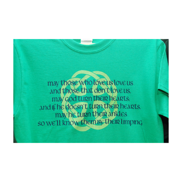 Fun Irish T-shirts