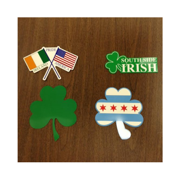 Irish Car Magnets