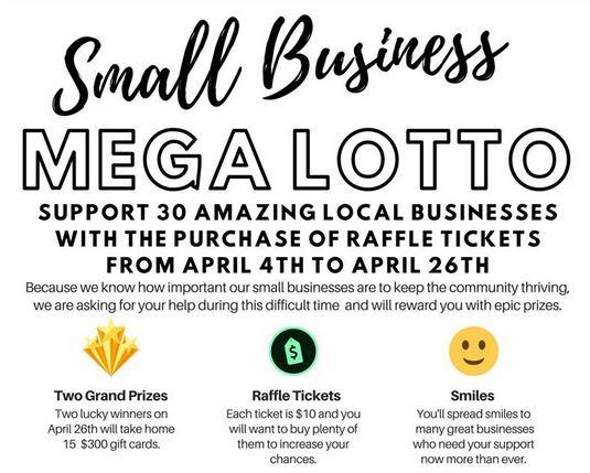 Small Business Mega Lottery