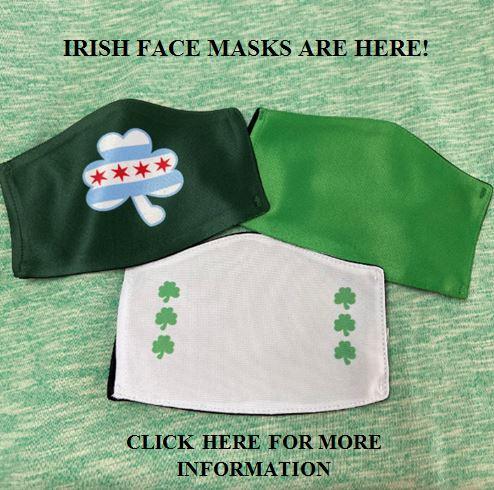 Irish Face Masks